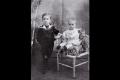 Jean et Lucien 1916