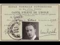 Carte Ecole Normale Supérieure - Promo 1932