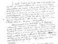 Lettre de Jean Gosset à Roger Secretain - 05 11 1940