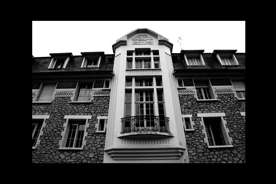 L'ancien siège de la Gestapo à Rennes (?)