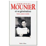 Mounier - Mounier et sa génération
