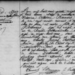 Acte de naissance Marcelle Bernard - 17 08 1885