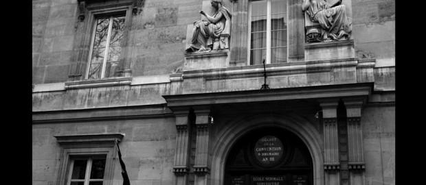 Ecole Nationale Supérieure - Rue d'Ulm Paris