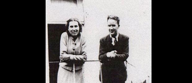 Denise et Jean - 1941
