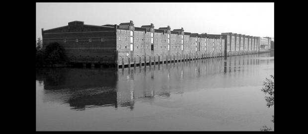 Bâtiments du Kommando de Dessauer Ufer