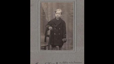 Lucien à 8 ans - 1923