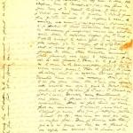 Lettre de Pierre et Edmonde Grimal - 5 novembre 1935