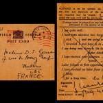 Télégramme de Londres du 3 juin 1940