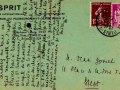 Carte d'Emmanuel Mounier à Jean Gosset - 10 juillet 1937 - 1