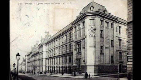 Lycée Louis-le-Grand - Paris