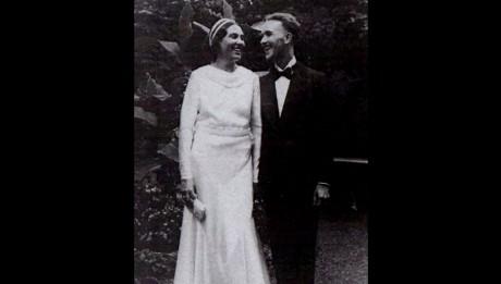 Mariage Denise Gorce et Jean Gosset le 8 août 1935