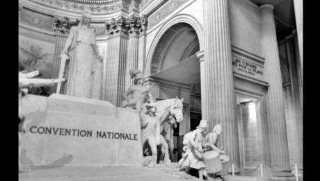 Hommage aux écrivains morts pour la France - Le Panthéon Paris