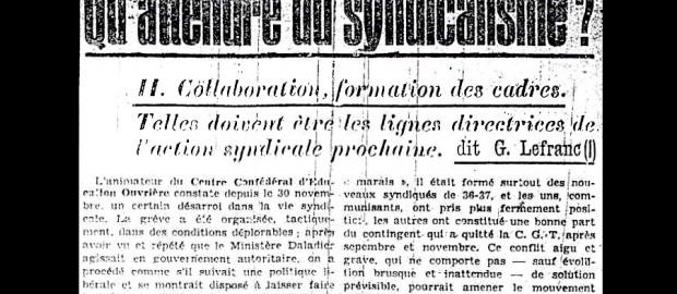 Le Voltigeur Français 5 avril 1939